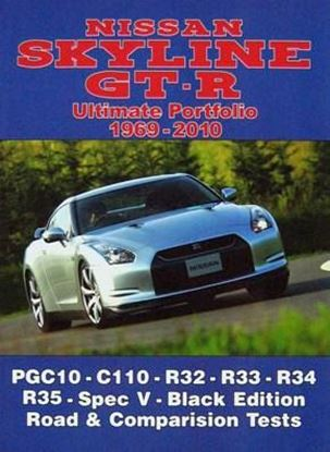 Picture of NISSAN SKYLINE GT-R ULTIMATE PORTFOLIO 1969-2010