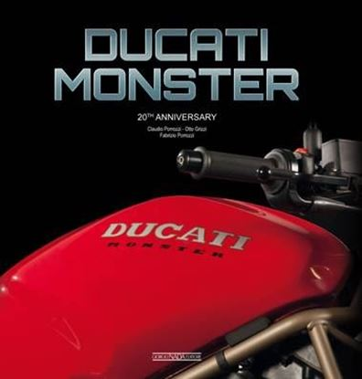 Immagine di DUCATI MONSTER 20TH ANNIVERSARY