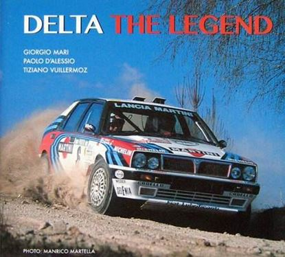 Picture of (LANCIA) DELTA THE LEGEND 1985-1992 (LIBRO + 2 DVD)