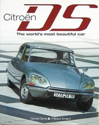 Immagine di CITROEN DS THE WORLD'S MOST BEAUTIFUL CAR