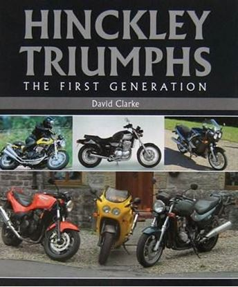 Immagine di HINCKLEY TRIUMPHS THE FIRST GENERATION