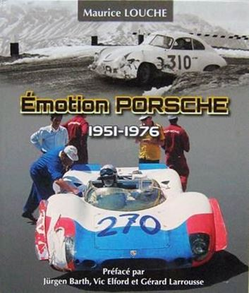 Immagine di EMOTION PORSCHE 1951-1976