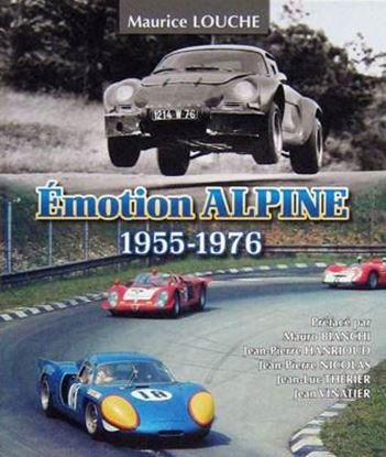 Immagine di EMOTION ALPINE 1955-1976