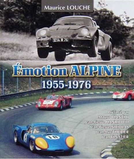 Picture of EMOTION ALPINE 1955-1976