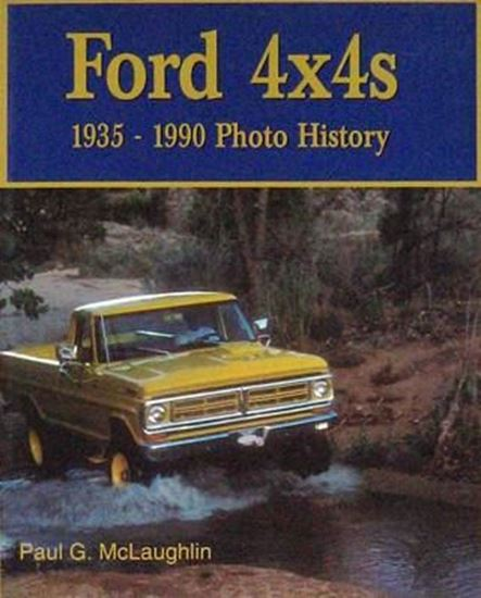 Picture of FORD 4x4 1935-1990 PHOTO HISTORY