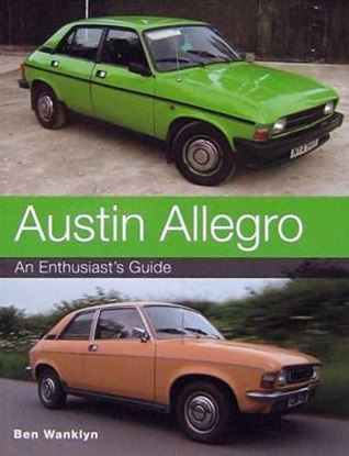 Immagine di AUSTIN ALLEGRO AN ENTHUSIAST'S GUIDE