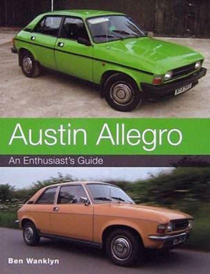 Picture of AUSTIN ALLEGRO: AN ENTHUSIAST'S GUIDE