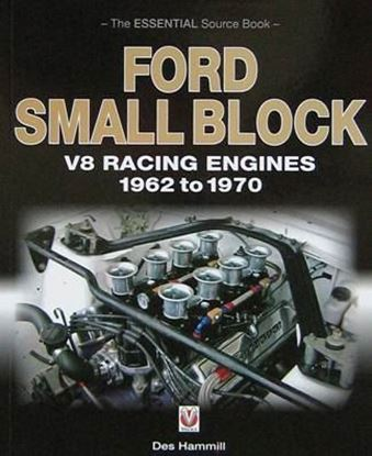 Immagine di FORD SMALL BLOCK V8 RACING ENGINES 1962 TO 1970