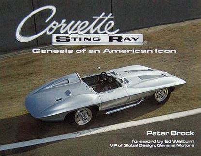 Immagine di CORVETTE STING RAY GENESIS OF AN AMERICAN ICON