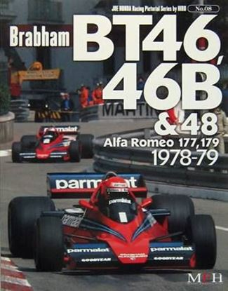 Immagine di BRABHAM BT46, 46B & 48/ALFA ROMEO 177, 179 1978/79 RACING PICTORIAL SERIES BY HIRO N.8