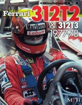 Picture of FERRARI 312T2 & 312T3 1977/78: RACING PICTORIAL SERIES BY HIRO N.09