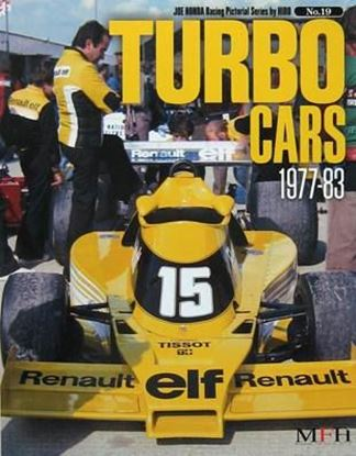 Immagine di TURBO CARS 1977/83 RACING PICTORIAL SERIES BY HIRO N.19