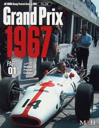 Picture of GRAND PRIX 1967 PART 1: RACING PICTORIAL SERIES BY HIRO N.28