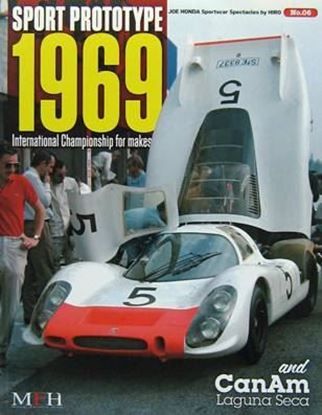 Picture of SPORT PROTOTYPE 1969 STORY: SPORTSCAR SPECTACLES SERIES BY HIRO N.06
