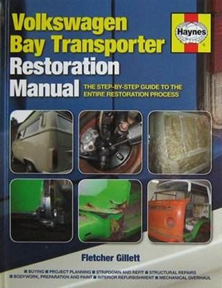 Immagine di VOLKSWAGEN BAY TRANSPORTER RESTORATION MANUAL