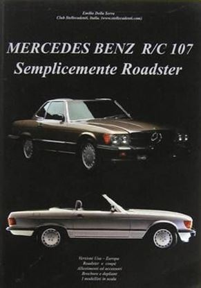 Picture of MERCEDES BENZ R/C 107 SEMPLICEMENTE ROADSTER