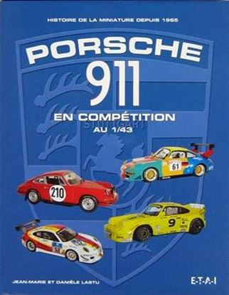 Immagine di PORSCHE 911 EN COMPETITION AU 1/43