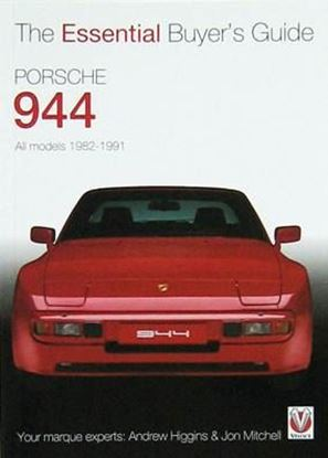 Immagine di PORSCHE 944 ALL MODELS 1982-1991 THE ESSENTIAL BUYER'S GUIDE