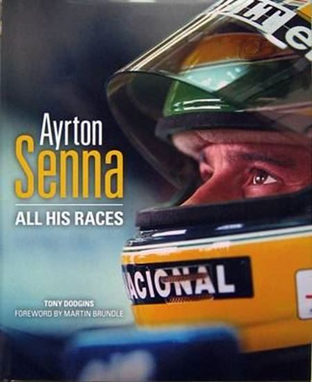 Picture of AYRTON SENNA: ALL HIS RACES