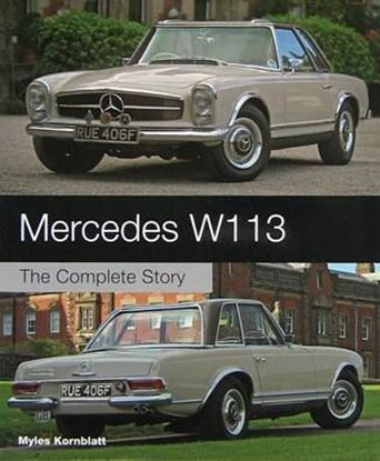 Immagine di MERCEDES W113 THE COMPLETE HISTORY