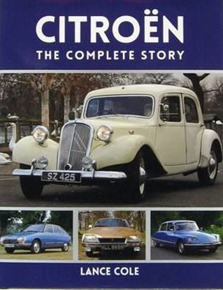 Immagine di CITROEN THE COMPLETE STORY
