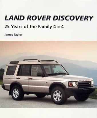 Picture of LAND ROVER DISCOVERY 25 YEARS OF THE FAMILY 4 x 4