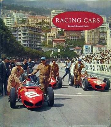 Immagine di THE BATSFORD COLOUR BOOK OF RACING CARS