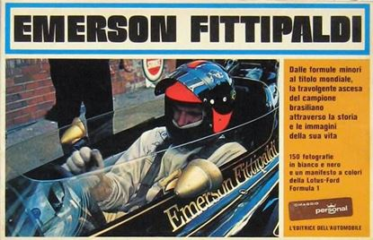 Immagine di EMERSON FITTIPALDI