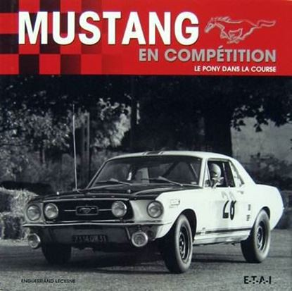 Immagine di MUSTANG EN COMPETITION LE PONY DANS LA COURSE