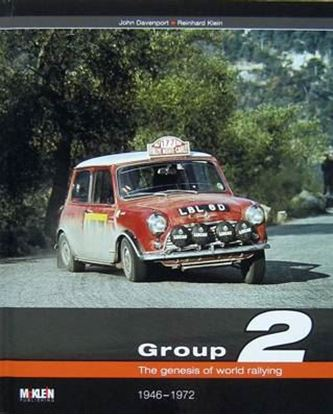 Immagine di GROUP 2 1946-1972 THE GENESIS OF WORLD RALLYING