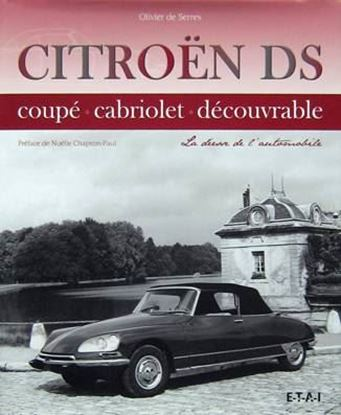 Immagine di CITROEN DS COUPE CABRIOLET DECOUVRABLE LA DÉESSE DE L'AUTOMOBILE