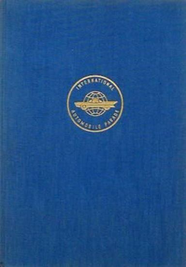 Picture of INTERNATIONAL AUTOMOBILE PARADE VOL.IV 1961