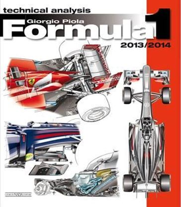 Picture of FORMULA 1 2013/2014 TECHNICAL ANALYSIS