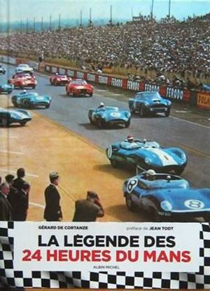 Immagine di LA LEGENDE DES 24 HEURES DU MANS SPORTS & PROTOTYPES