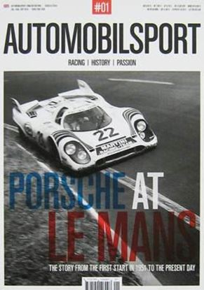 Immagine di AUTOMOBILSPORT N. 1/2014 PORSCHE AT LE MANS