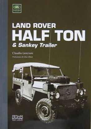 Picture of LAND ROVER HALF TON & SANKEY TRAILER