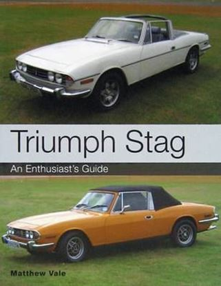 Immagine di TRIUMPH STAG AN ENTHUSIAST'S GUIDE