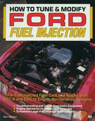 Picture of HOW TO TUNE & MODIFY FORD FUEL INJECTION