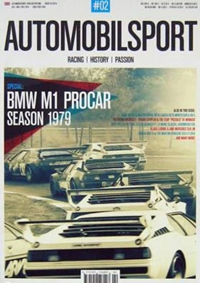 Immagine di AUTOMOBILSPORT N. 2/2014 BMW M1 PROCAR SEASON 1979
