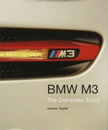 Picture of BMW M3 THE COMPLETE STORY