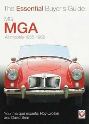 Picture of MG MGA ALL MODELS 1955-1962: THE ESSENTIAL BUYER'S GUIDE