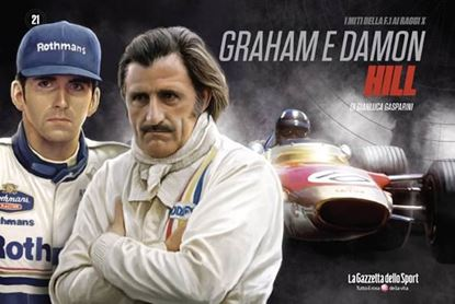 Picture of Graham e Damon Hill - I MITI DELLA F1 AI RAGGI X (Vol. 21)