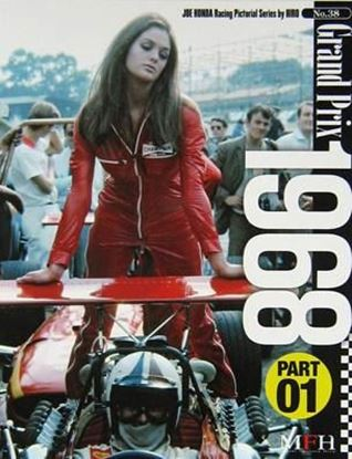 Immagine di GRAND PRIX 1968 PART 1 RACING PICTORIAL SERIES BY HIRO N.38