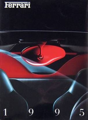 Immagine di FERRARI ANNUARIO/OFFICIAL YEARBOOK 1995 - Testo inglese/English text