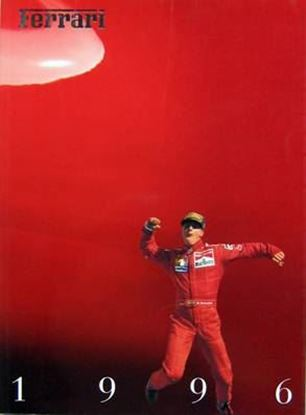 Immagine di FERRARI ANNUARIO/OFFICIAL YEARBOOK 1996 - Testo inglese/English text