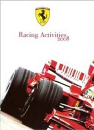 Picture of FERRARI RACING ACTIVITIES 2008