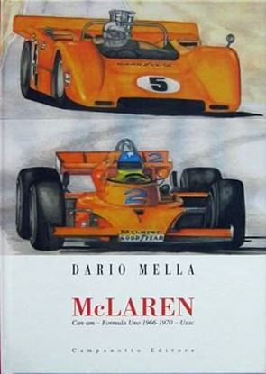 Picture of McLAREN CAN-AM FORMULA UNO 1966/1970-USAC