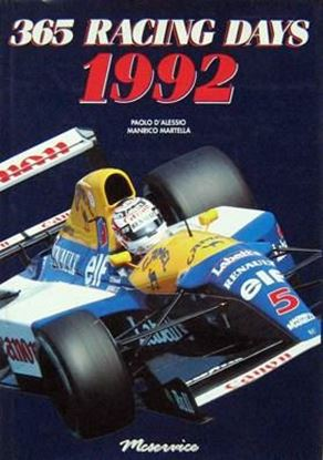 Picture of 365 RACING DAYS 1992