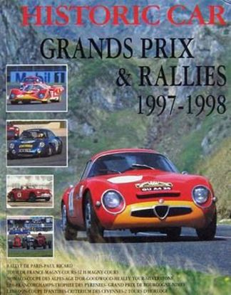 Immagine di HISTORIC CAR GRANDS PRIX & RALLIES 1997-1998