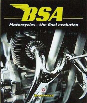 Picture of BSA MOTORCYCLES: THE FINAL EVOLUTION